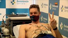 Pau Gasol supera el reconocimiento médico con el Barcelona