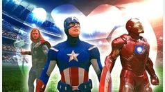 Avengers:Endgame, ¿qué equipo de la Liga MX serían los Vengadores originales?