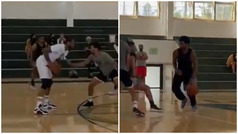 El duelo entre Irving y Melo que se puede repetir en las finales