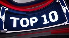 El canastón de Booker desde su casa lidera el Top 10