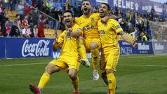 LaLiga 123 (J10): Resumen y gol del Alcorcón 1-0 Granada