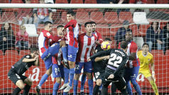 LaLiga 123 (J13): Resumen y goles del Sporting 2  ? 2 Málaga