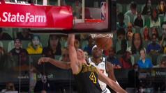 El vídeo que levanta a los fans de los Lakers de sus asientos: bienvenidos al 'Carushow'
