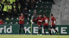 LaLiga 123 (J35): Resumen y goles del Elche 1-2 Osasuna