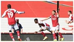 Premier League: Resumen y goles del Arsenal 1-1 Fulham
