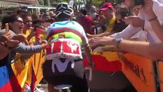 La pasión que levanta Valverde en las salidas