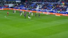 Gol de Oro (J34). Gol de Ávila (2-0) en el Huesca 2-0 Eibar