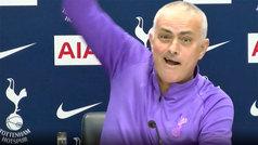 La risa contagiosa de Mourinho: ¡acabó gritando el gol de unos niños!