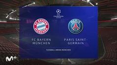 Champions League ( 1/4 ida): Resumen y goles del Bayern 2-3 PSG
