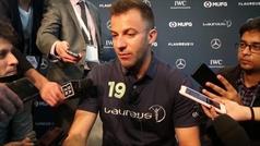 """Del Piero: """"Veo a la Juventus un poco favorita contra el Atlético"""""""
