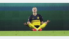 Gol de Haaland (2-1) en el Dortmund 2-1 PSG