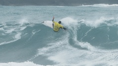 Aritz Aranburu se lleva la primera edición del Santa Marina Challenge