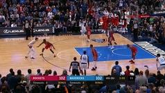 Luka Doncic ya tiene sello propio en la NBA, el 'stepback' definitivo