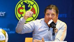 """Miguel Herrera: """"Me veo levantando el trofeo el domingo"""""""