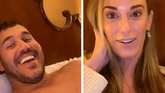 """Brooks Koepka: """"Es cierto que me depilé el culo... Perdí una apuesta con Jena Sims"""""""