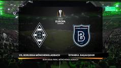 Europa League (Grupo J): Resumen y goles del B. Monchengladbach 1-2 Basaksehir