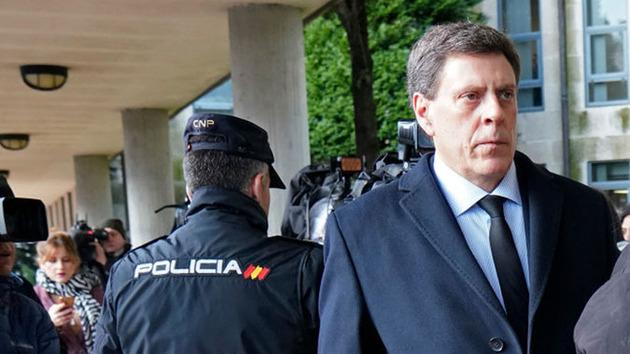 Expulsan a Juan Carlos Quer de la sala del juicio tras gritarle a 'El Chicle'