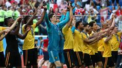 Bélgica logra un histórico tercer lugar en el Mundial de Rusia 2018