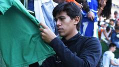 """José Juan Macías: """"No vengo a suplir a Boselli, simplemente  vengo a hacer lo mío"""""""