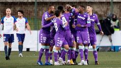 Copa del Rey (1/32 final): Resumen y goles del Mutilvera 1-3 Betis