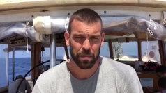Marc Gasol narra en primera persona el rescate de una inmigrante en alta mar