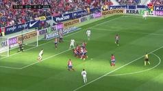 Gol de Oro (J23): Gol de Casemiro (0-1) en el Atlético 1-3 Real Madrid