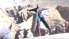 Will Smith se jugó la vida en su 50 cumpleaños: saltó desde un helicóptero sobre el Gran Cañón