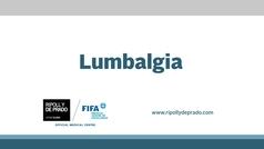 CuídatePlus: Lumbalgia