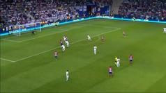 Supercopa de Europa 2018: Gol de Saúl Ñíguez (2-3) en el Real Madrid 2-4 Atlético