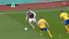 Premier League (Jornada 19): Resumen y jugadas más destacadas del Aston Villa 0-0 Everton