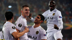 Europa League (cuartos, vuelta): Resumen y goles del Valencia 2-0 Villarreal