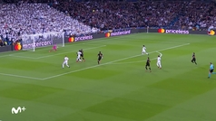 Gol de Isco (1-0) en el Real Madrid 1-2 Manchester City