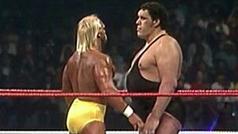 Tres décadas del mítico Hulk Hogan vs André 'El Gigante' en el WrestleMania III de la WWE