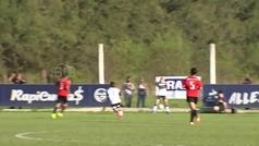 Lucía Guiñazú deja sentada a seis rivales y marca un gol maradoniano