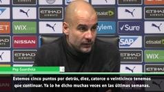 """El Guardiola más pesimista... ¿o realista?: """"Lo normal es que no ganemos la Premier siempre"""""""