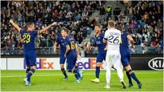 Europa League (J2): Resumen y goles del Wolfsberger 1-1 Roma