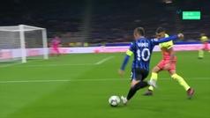 Gol de Pasalic (1-1) en el Atalanta 1-1 Manchester City