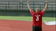 Roberto Carlos listo para las Olimpiadas