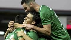 Copa del Rey (segunda ronda): Resumen y goles del Numancia 1-2 Sporting