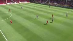 Bojan ha vuelto con fuerza al Stoke: golazo al Walsall a los tres minutos de la pretemporada