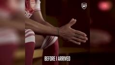 El emotivo vídeo del Arsenal para anunciar a Aubameyang como nuevo capitán