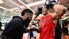 El entrenamiento extremo a lo UFC de los Rockets