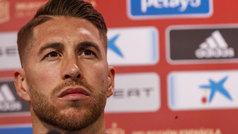 """Sergio Ramos: """"Las críticas no me van a llevar a tocar fondo"""""""