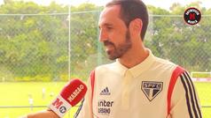 """Juanfran: """"Quería dejar el Atlético antes de que el Atlético me dejase a mí"""""""