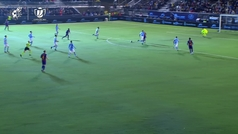 Gol de Griezmann (1-1) en el Ibiza 1-2 Barcelona