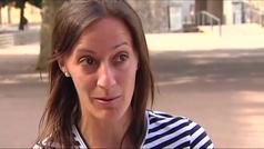 """Guadalupe Porras: """"Una vez empieza el partido, te ven como una más"""""""