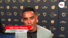 """Gallito Vázquez: """"Muy contento y agradecido de estar en estos eventos"""""""
