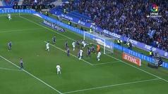 Gol de Oyarzabal (1-2) en el Real Sociedad 1-2 Valladolid