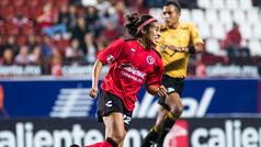 """Samantha Arellano: """"Las jugadoras de más experiencia debemos transmitir calma al equipo"""""""