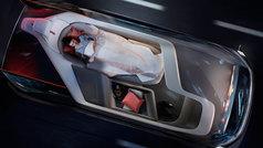 Volvo 360c: el coche autónomo en el que podrás viajar durmiendo